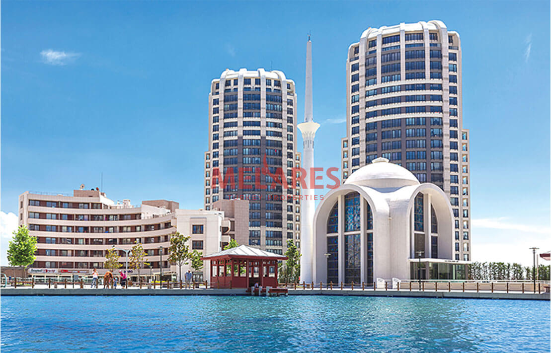 Buying a Property in Turkey With City View And Calm Neighborhood in Istanbul