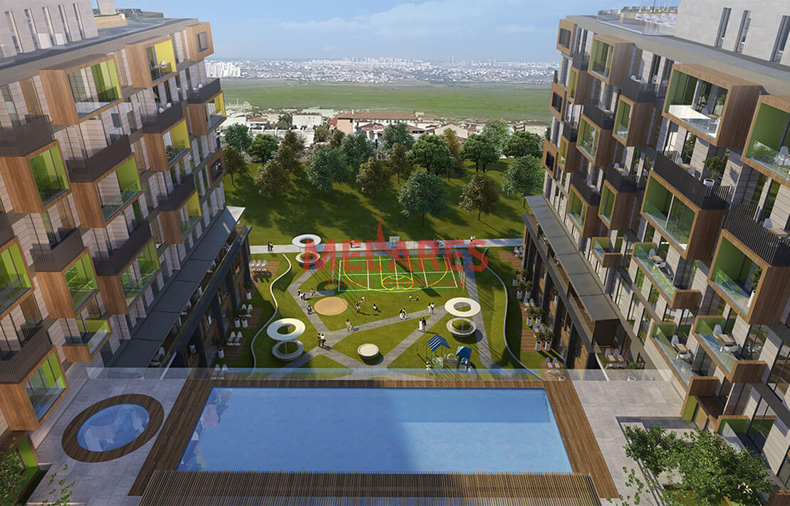 One Bedroom Apartment for Sale in Avcilar District