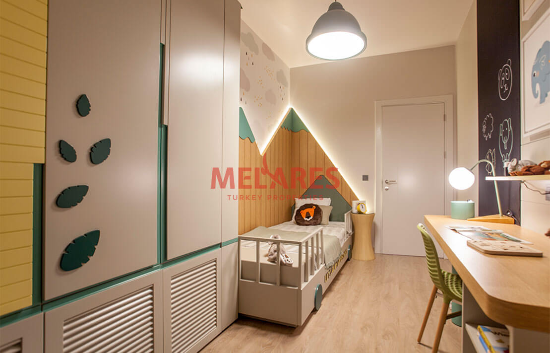 Modern Design Two Bedroom Apartment