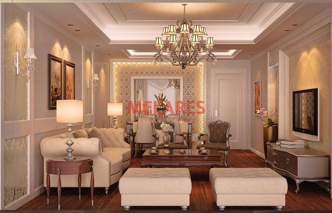 Elegantly Designed Apartment for Sale with Affordable Price