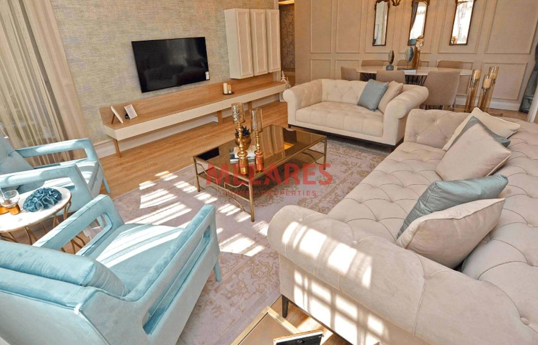 Apartment for Sale Within Walking Distance to Tem Highway in Istanbul