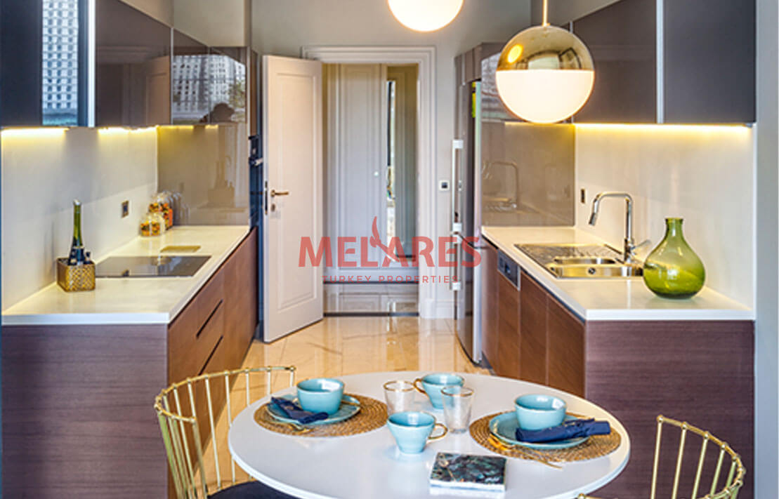 Unique Apartments for sale with East Facade in Beylikduzu Istanbul