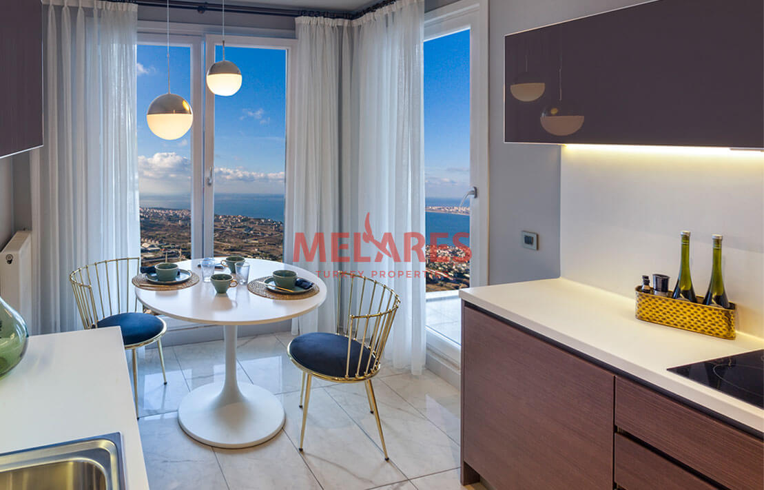 Apartments for with High Standards of Living in the European Side of Istanbul