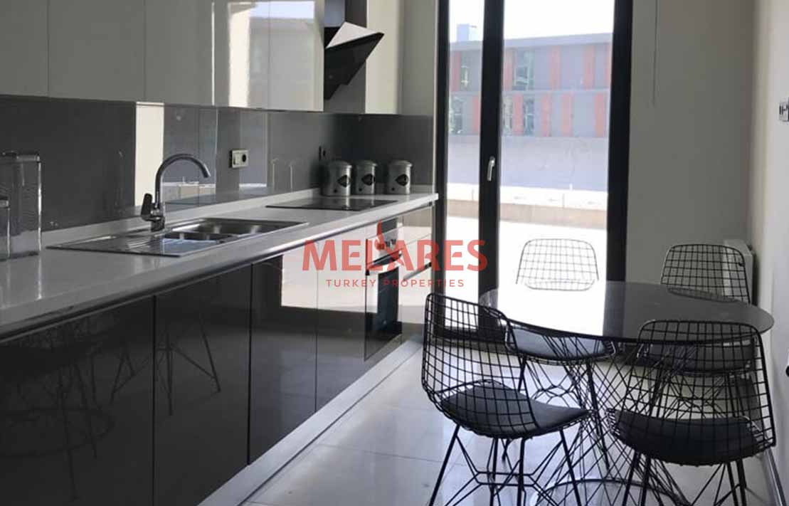 High Quality One Bedroom in Basaksehir with Five Stars Services
