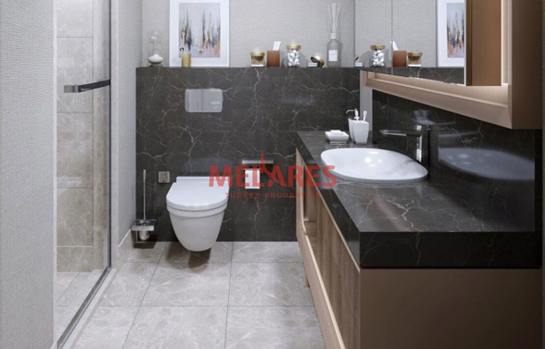 Luxury Apartments with Smart House System in Istanbul
