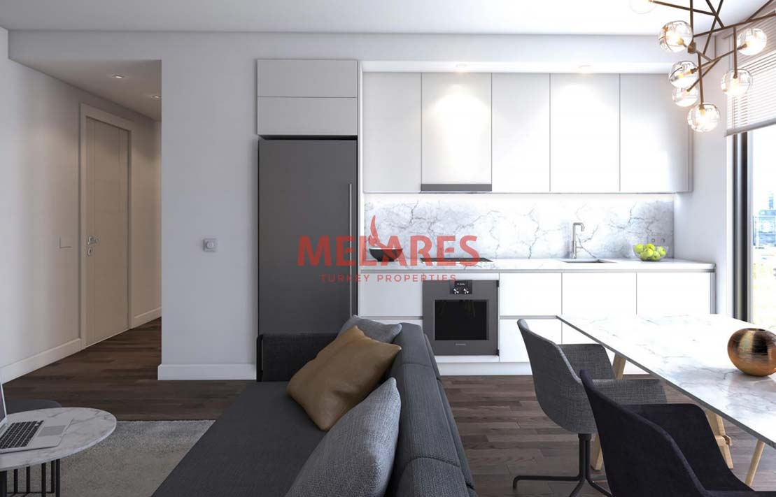 Duplex House for Sale in Istanbul Turkey