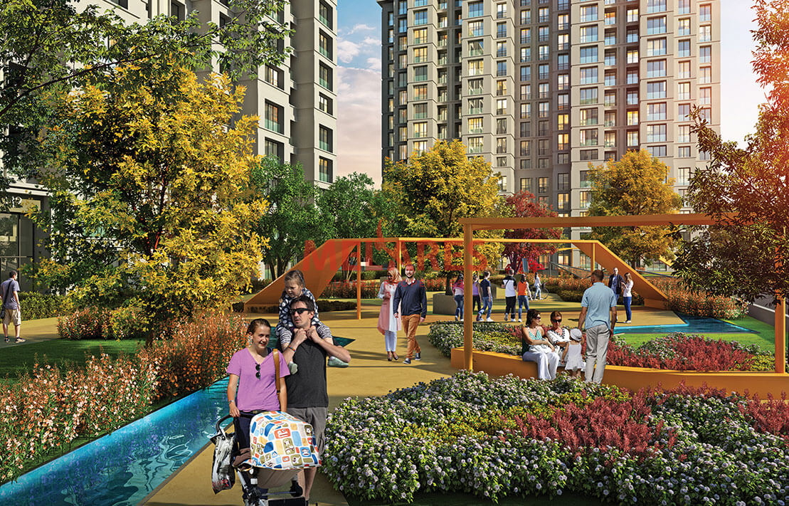 Istanbul Apartments for Sale Constructed under Government Guarantee