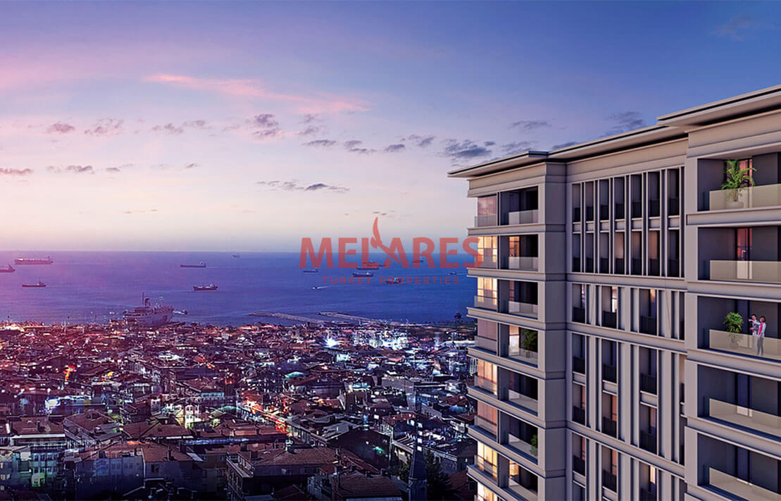 Homes for Sale Built under Government Guarantee in Turkey