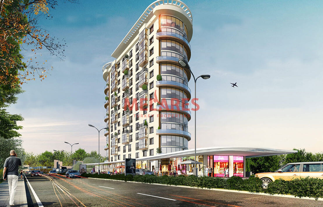 Apartments for Sale Near Istanbul Airport