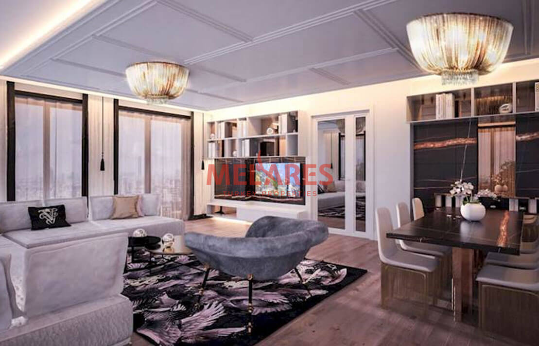 Obtain Citizenship of Turkey for 2 Families just with Buying One House