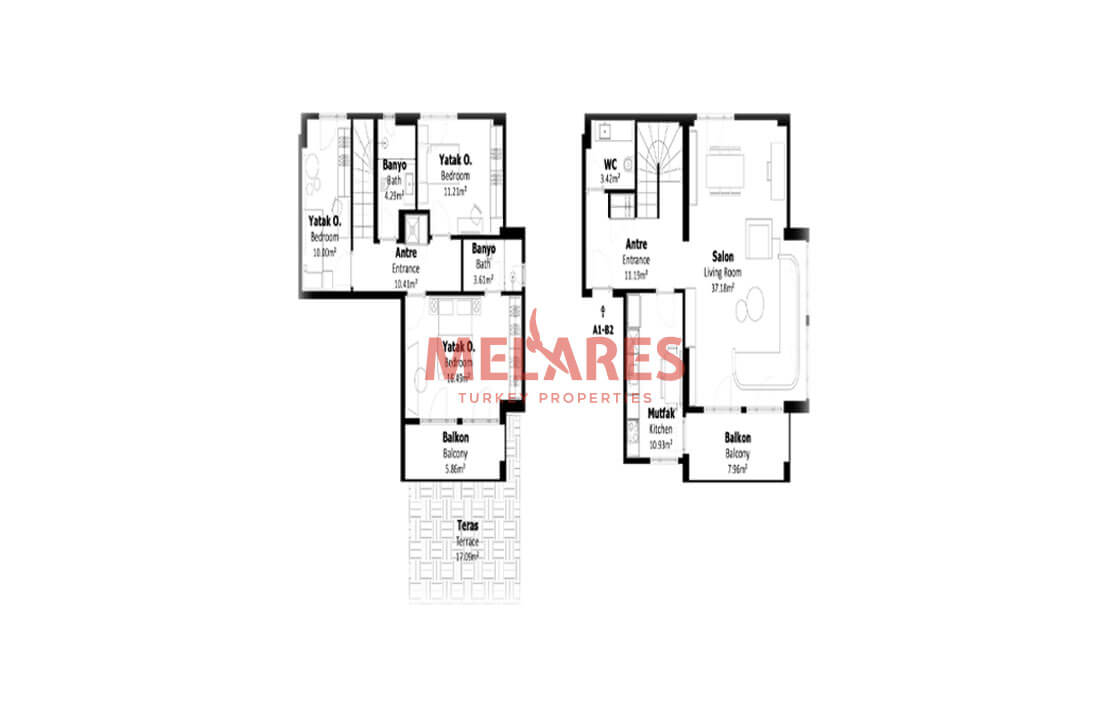 Real Estate in Close Proximity to Belgrad Forest and New Istanbul Airport