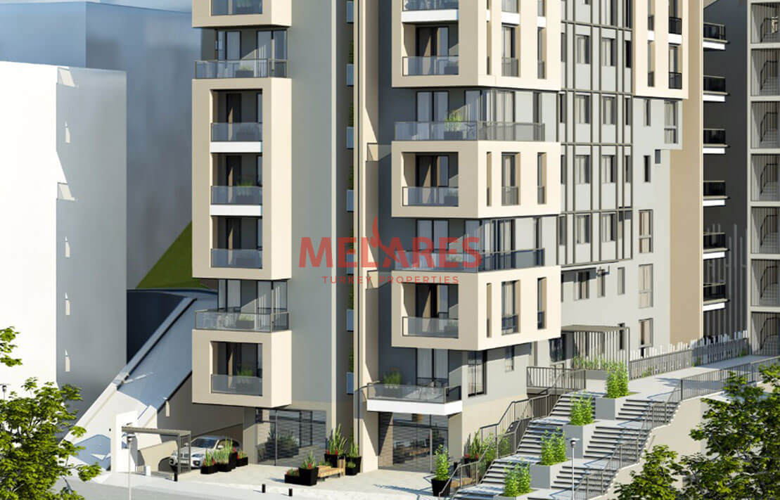 Magnificent Apartments for Sale on the European Side of Istanbul