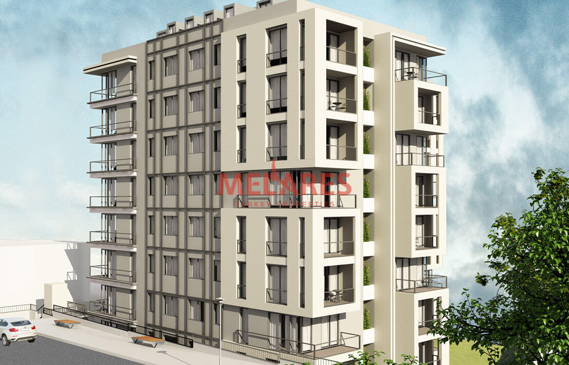 Apartments for Sale in Istanbul with Smartly Prices for Investment