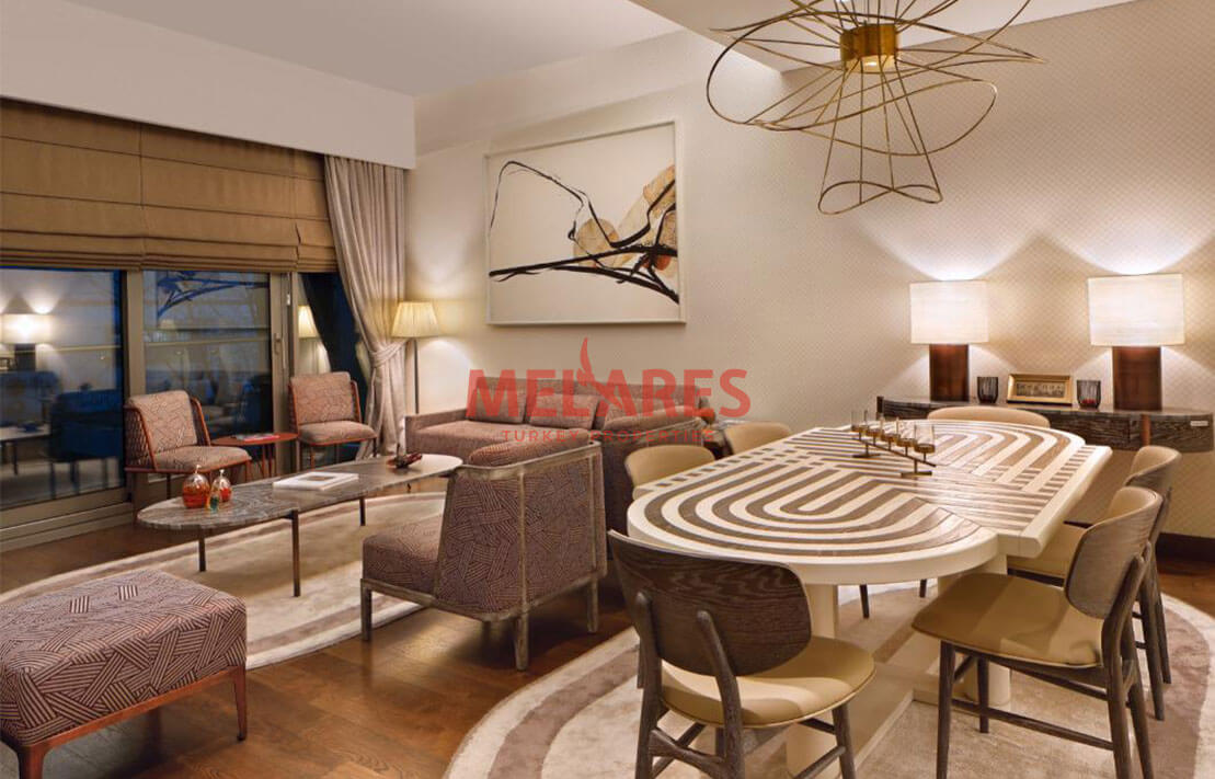 Property for Sale with 5 Stars Hotel's Criteria in Turkey
