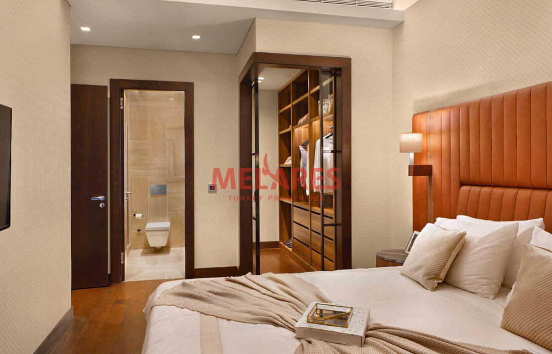 Apartments for Sale in a Value-winning Bomonti Istanbul on the European side