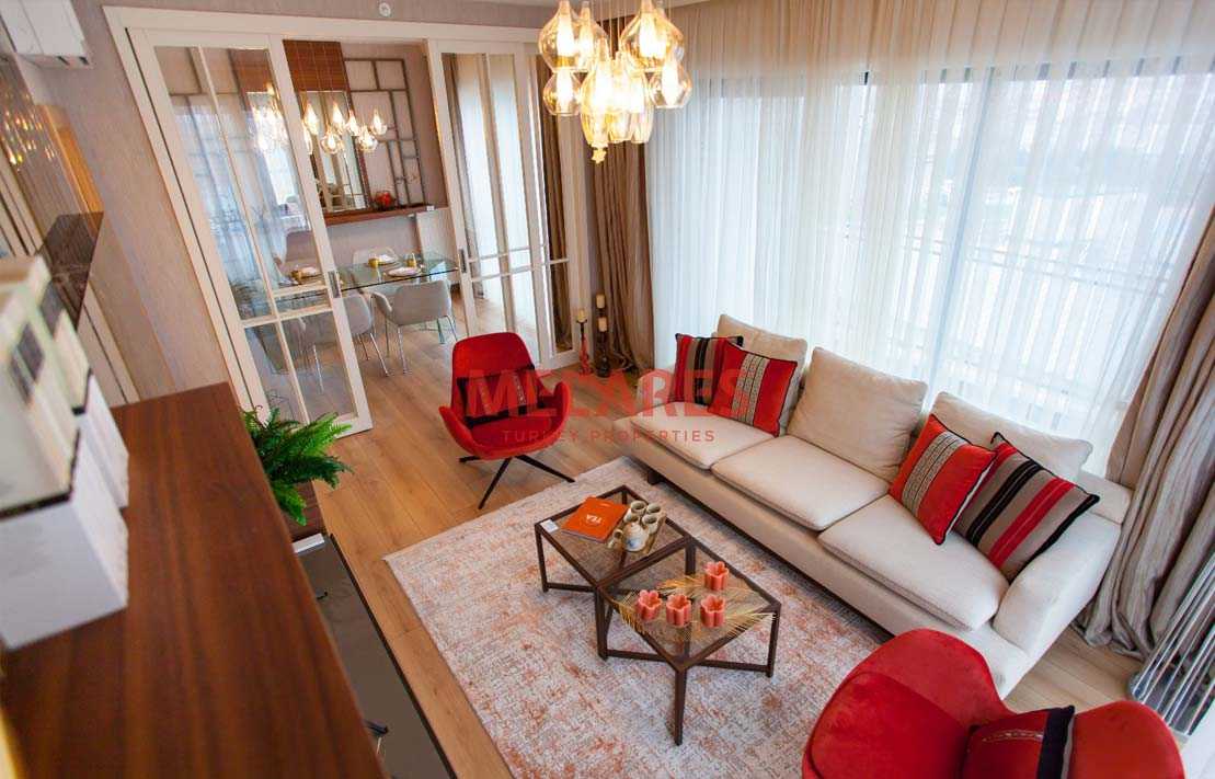 One of The Greatest Houses For Sale in Turkey Prepared at The Heart of Istanbul