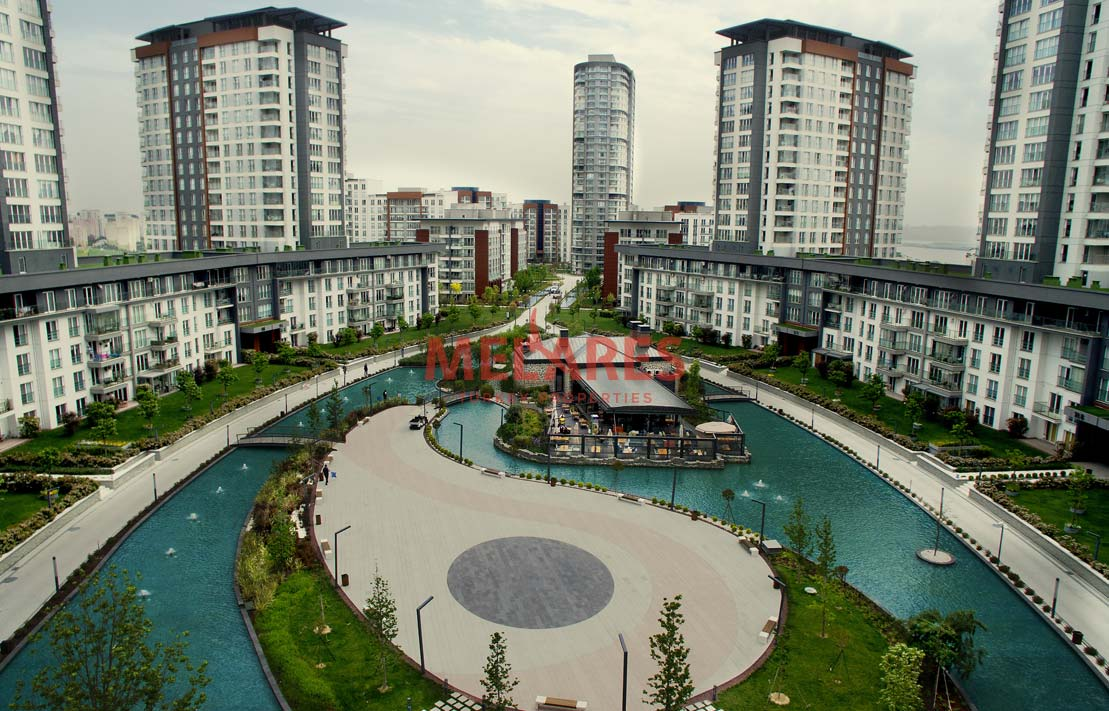 Luxury Apartments in Turkey Close to The Canal Istanbul Project