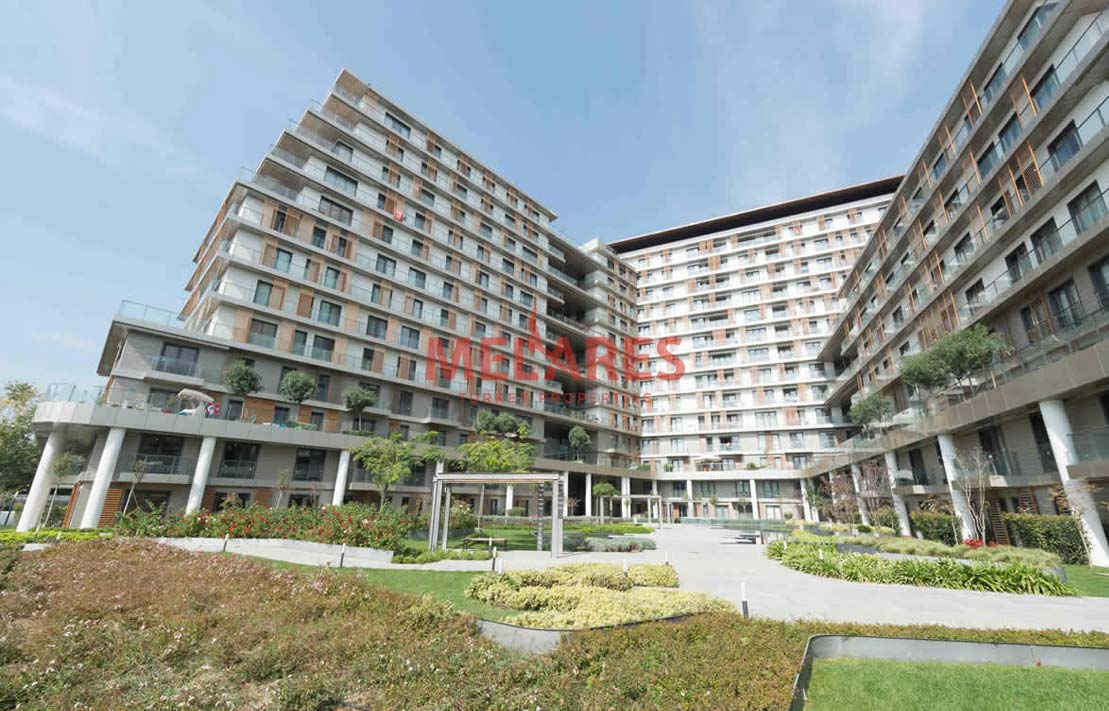 Buy this Apartment in Bagcilar Istanbul and Enjoy Citizenship of Turkey