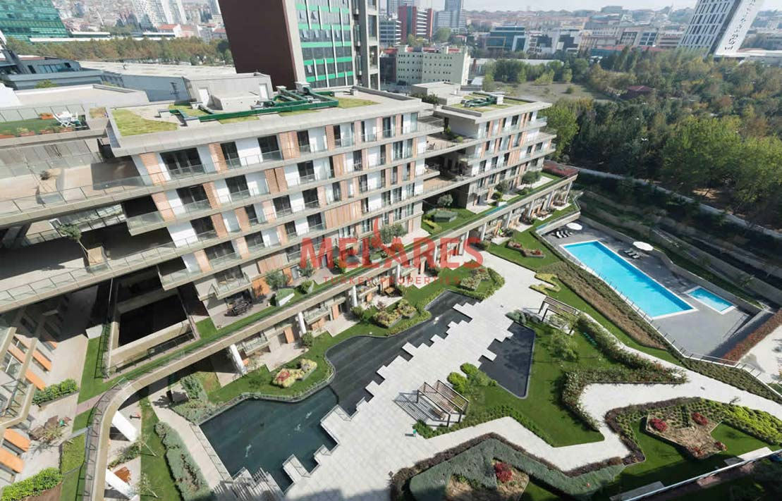Beautiful Duplex Apt for Sale in Istanbul Bagcilar