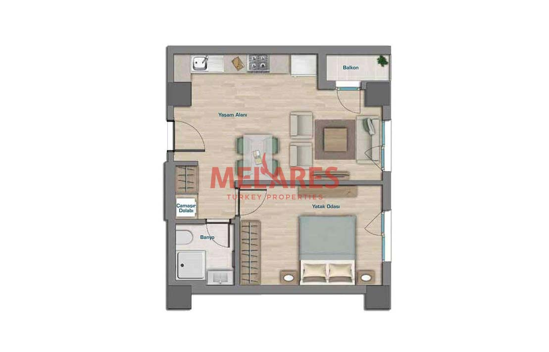 Excellent Location Property for Sale in Turkey Istanbul