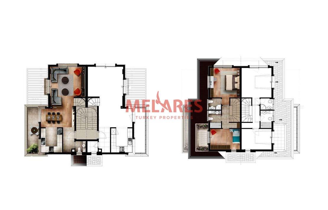 Amazing Villa for Sale in Istanbul Sariyer
