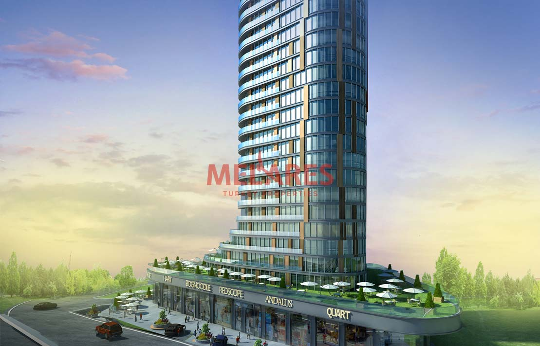 Property For Sale in Istanbul And Ready to Earn Money From It