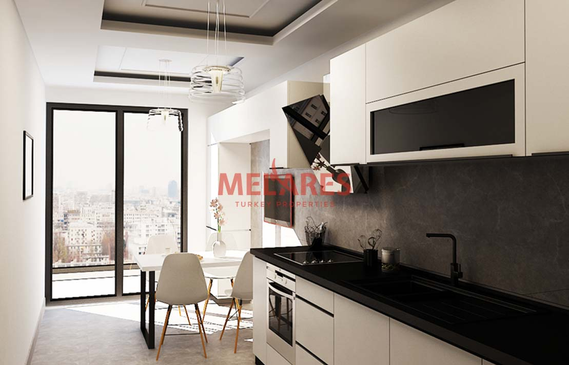Close to Basin Ekspres Apt for Sale in Istanbul Bagcilar