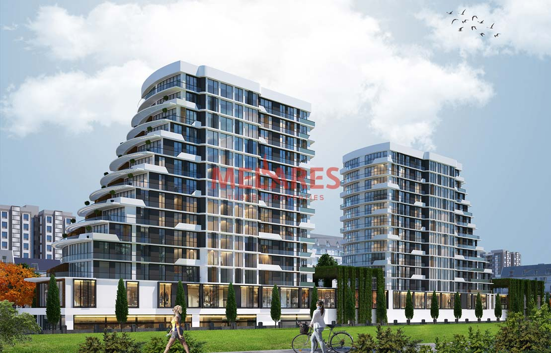 Buy Apartment in Istanbul Bagcilar Close to City Center
