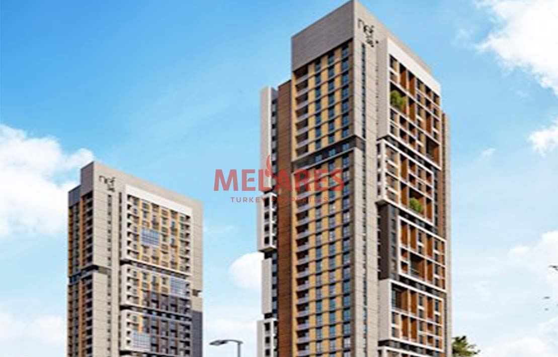 Buy this Apartment in Istanbul and Get Residence in Turkey