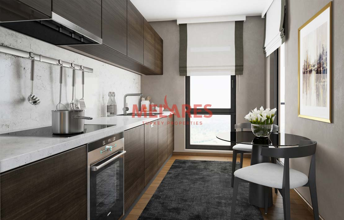 Obtain Residence Permit in Turkey by Buying this Apartment