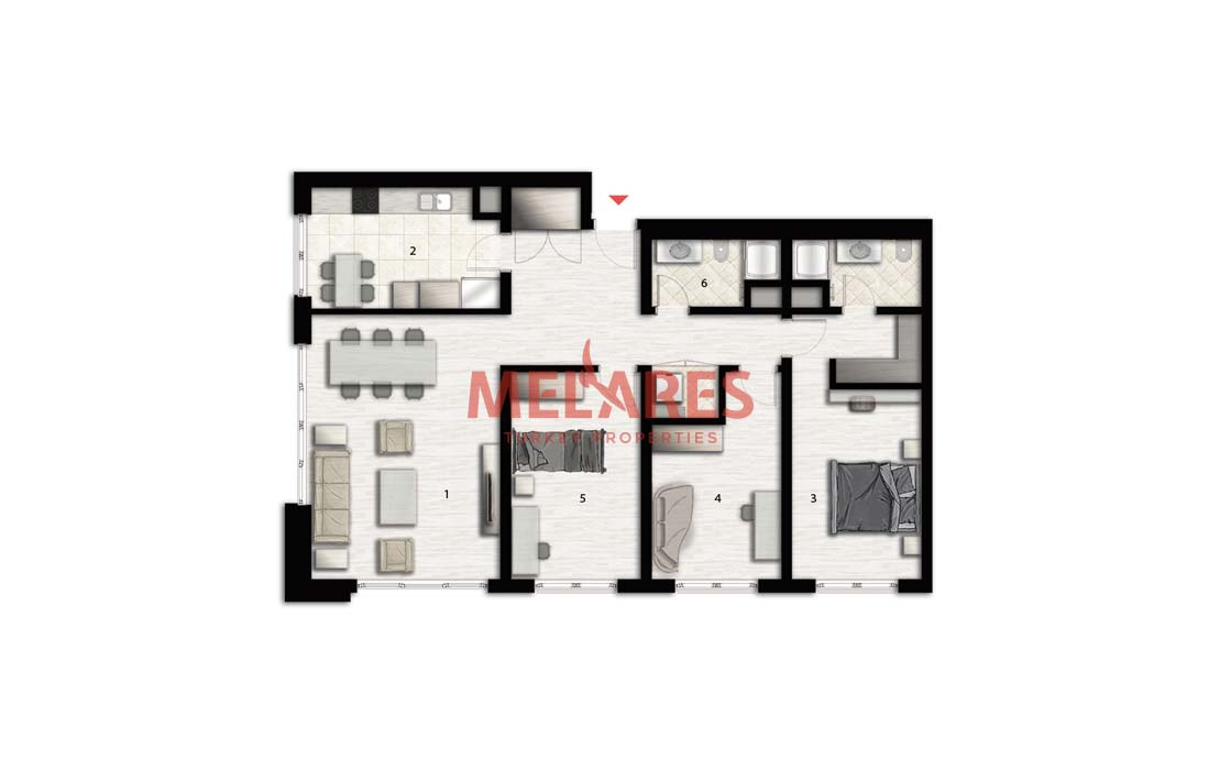 Central Property for Sale in Istanbul Bagcilar
