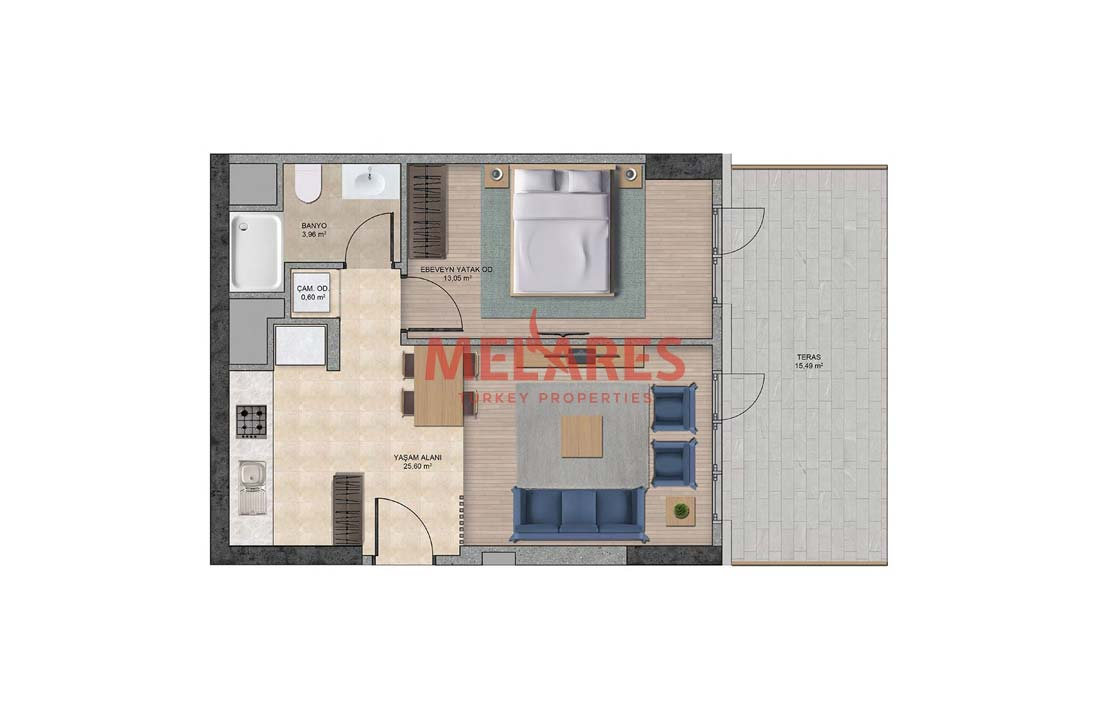 Excellent Investment Opportunity in Istanbul Esenyurt