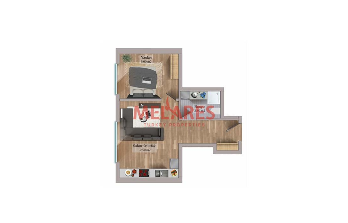 The Marmara Sea View Real Estate For Sale in Turkey