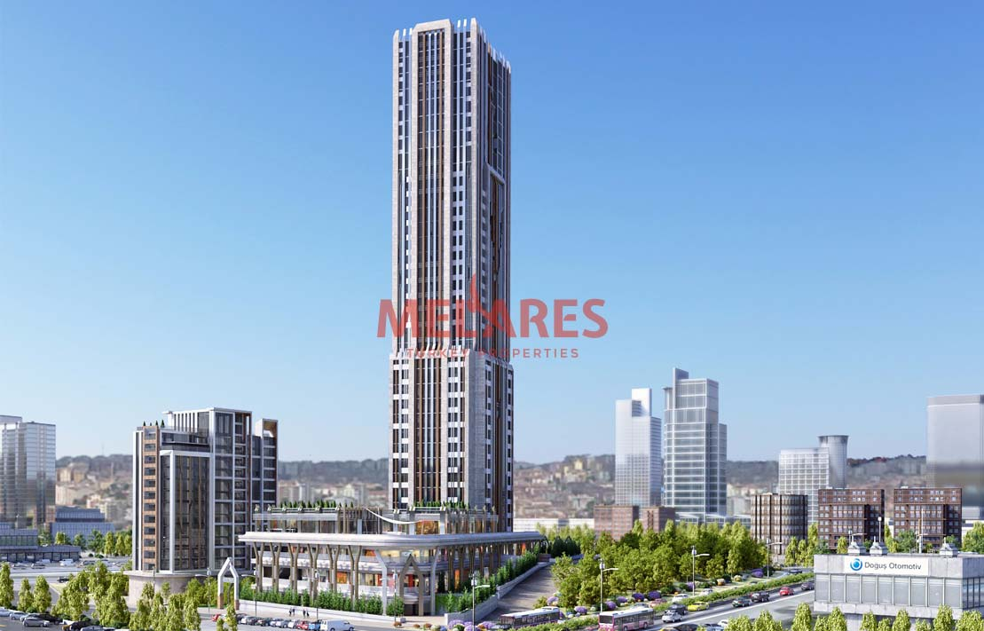 Apartments For Sale in Istanbul European Side And Located at The Esenyurt