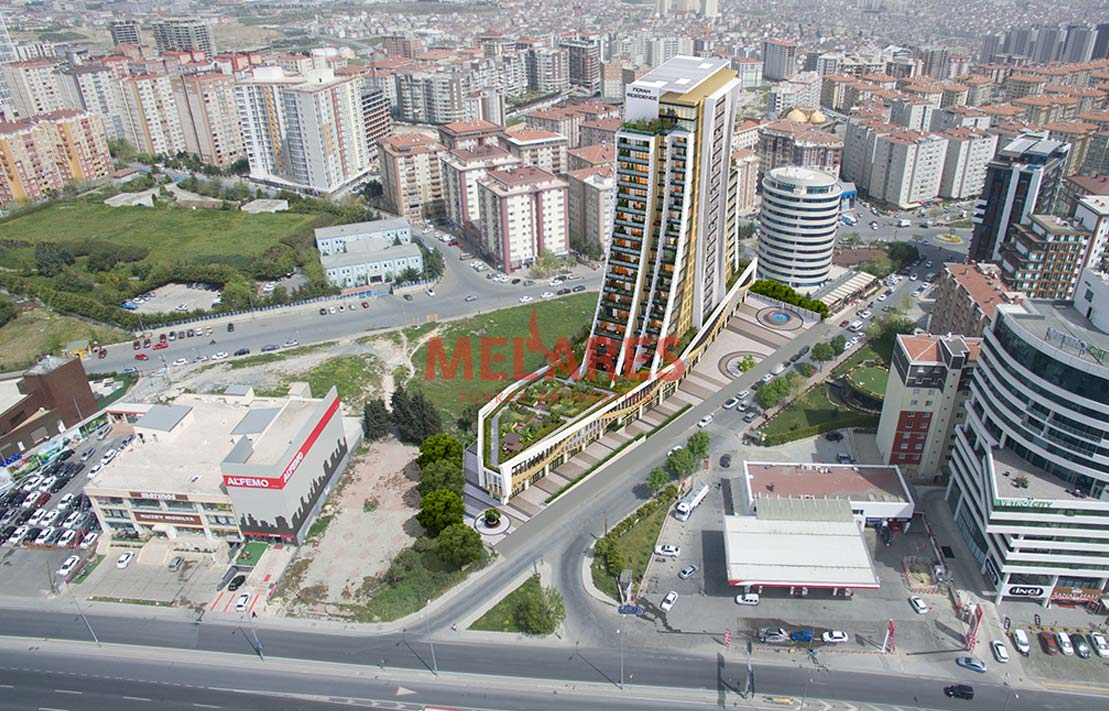 Breathtaking Apartments For Sale Istanbul Esenyurt District