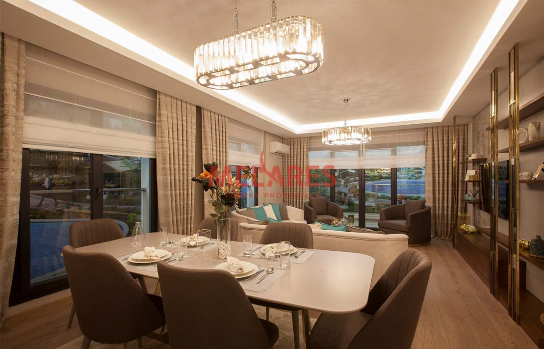 One of The Eye-Catching Apartments For Sale in Turkey