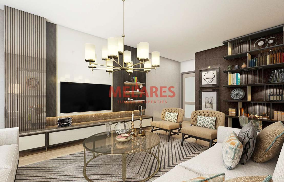 Property For Sale in Istanbul Located at The Lush District