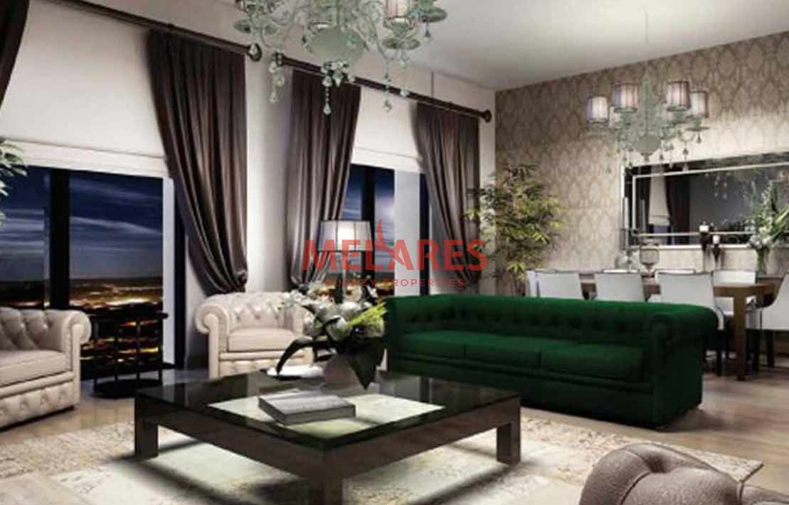 Get Turkey Residence Permit upon Buying this Apartment