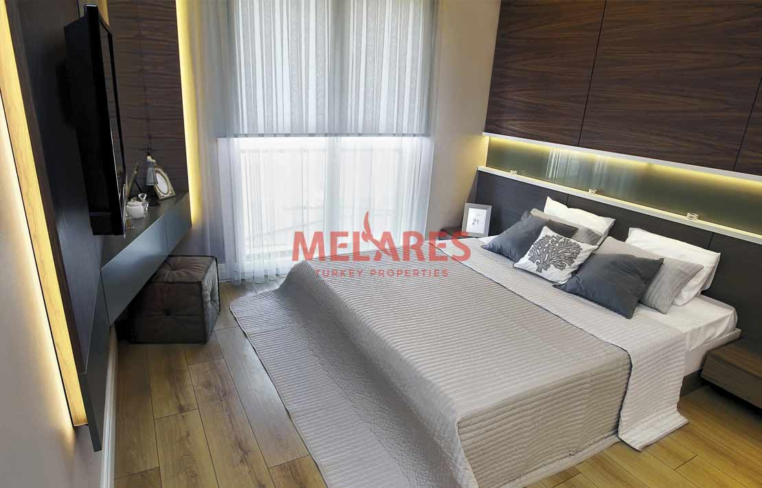 Next to TEM Road Property for Sale in Istanbul Basaksehir