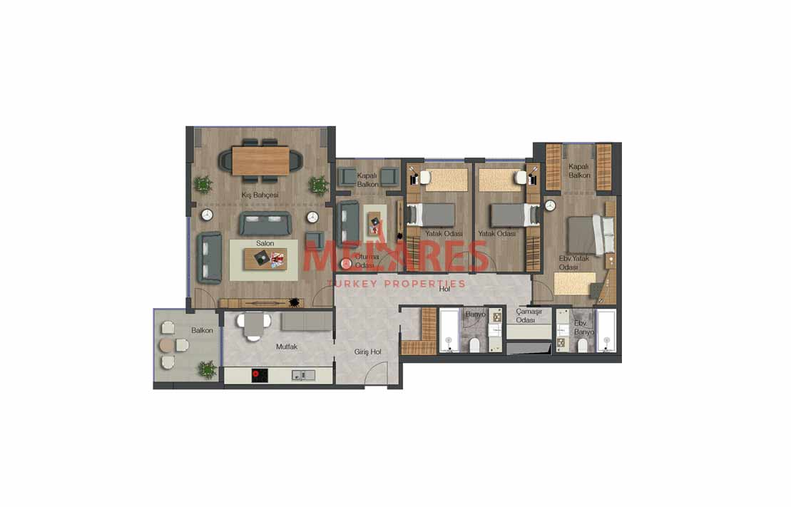 Big Property for Sale in Turkey Istanbul