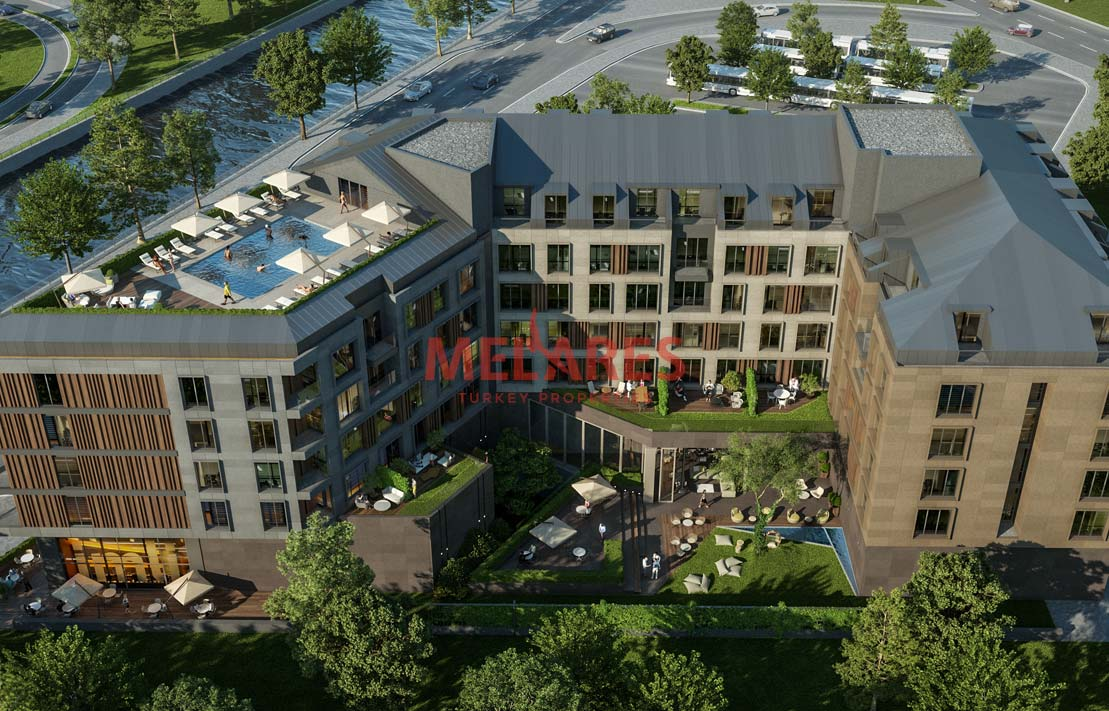 Investment Opportunity For Apt For Sale in Istanbul