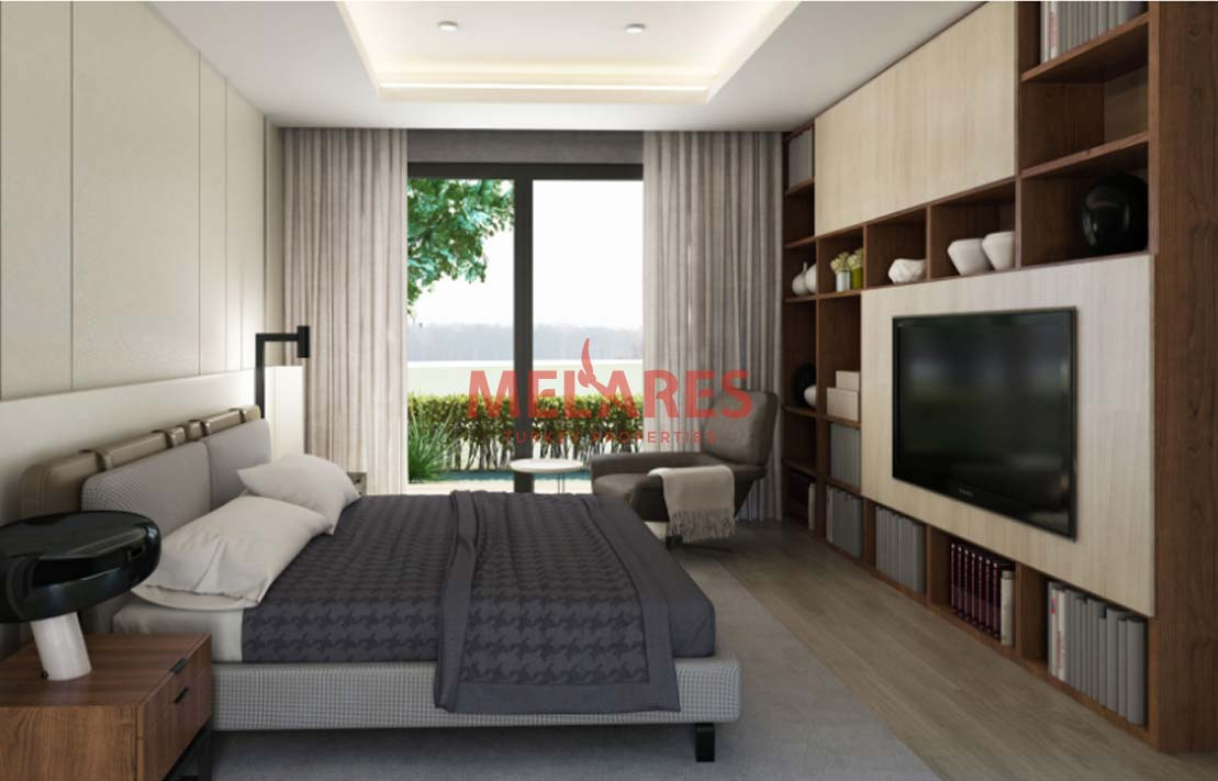 Close to the Forest Property for Sale in Istanbul Eyupsultan