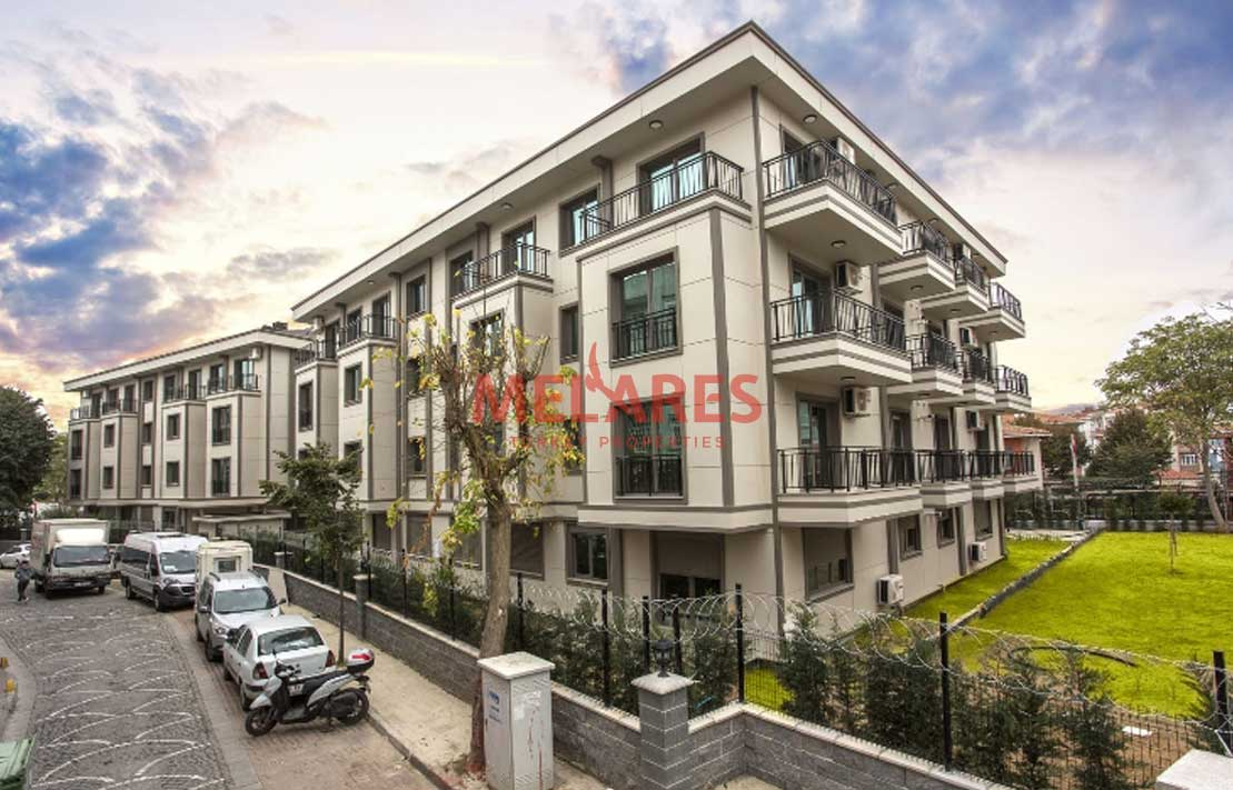 One of The Best Apartments For Sale in Istanbul European Side