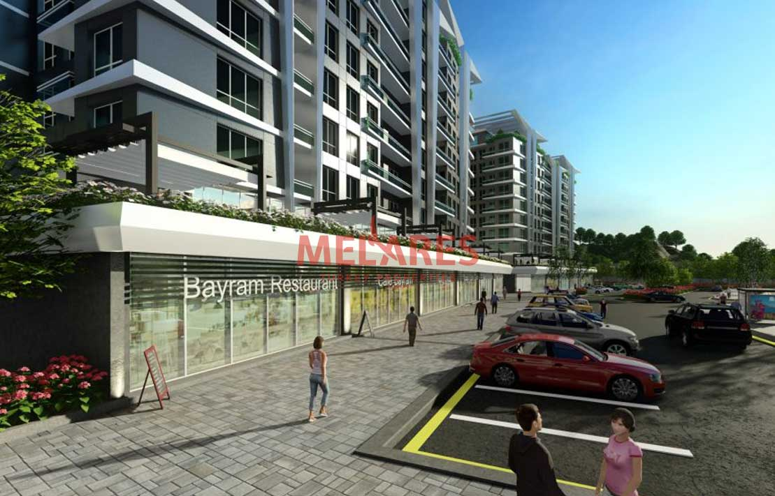 Property For Sale in Turkey Near to The New Business Center of Istanbul