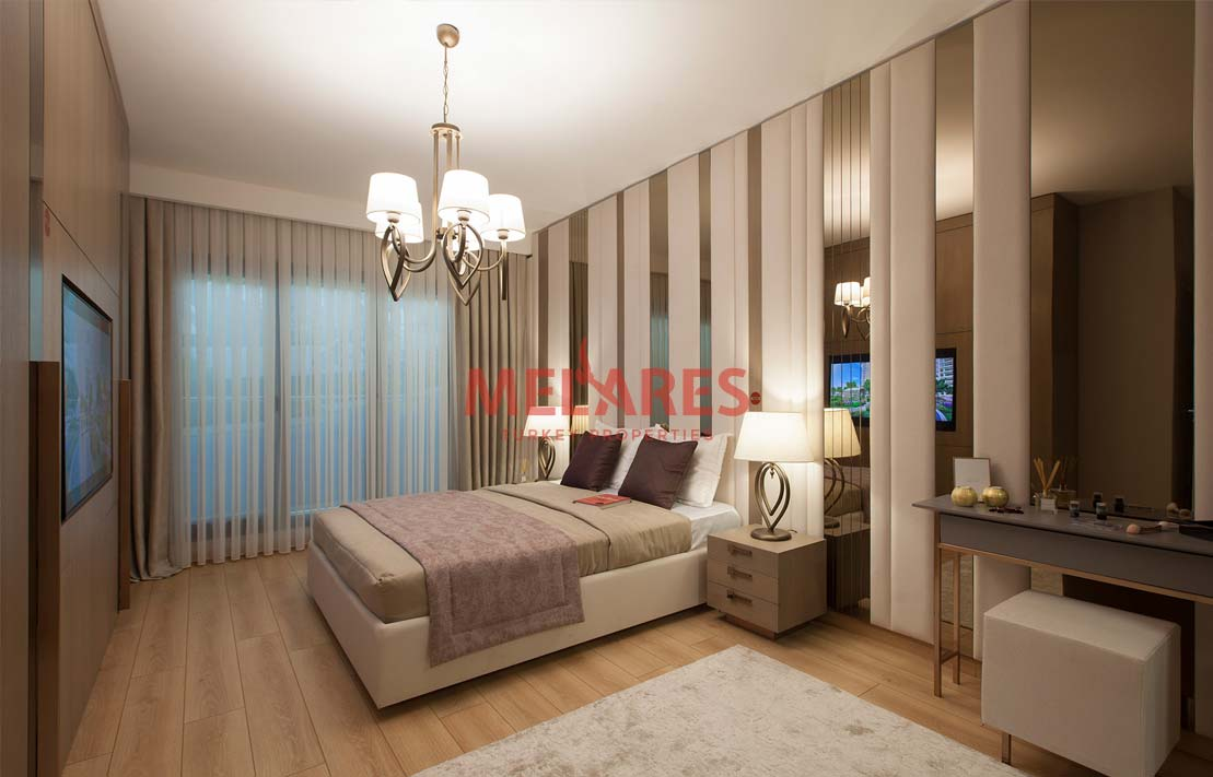 Brand New Real Estate in The Best City of Turkey