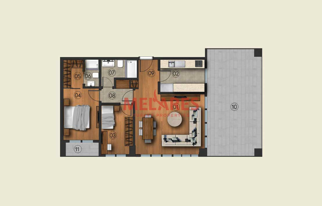 Buy House in Istanbul Kagithane and Get Citizenship of Turkey