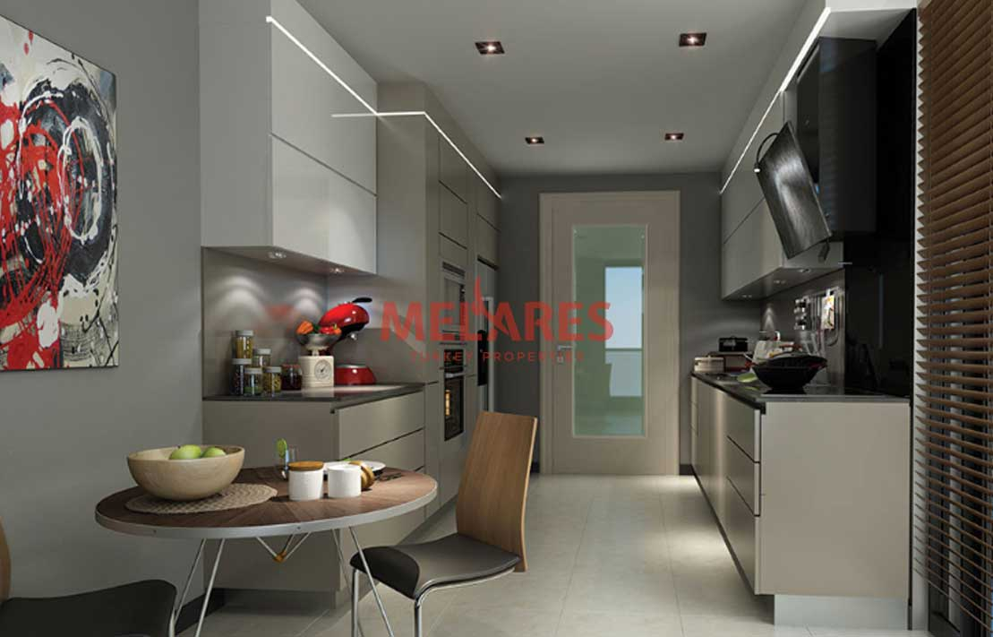 Buy Apartment in Istanbul Kagithane and Get Citizenship of Turkey