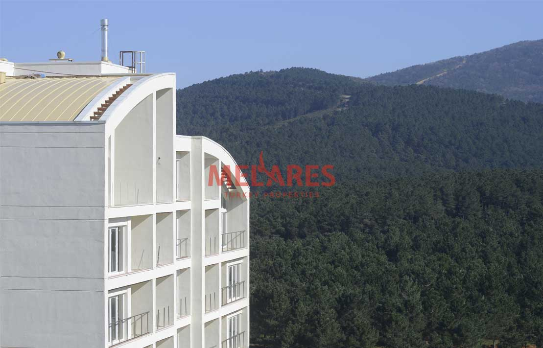 Luxury Apartments in Istanbul Neighbor of Aydos Forest