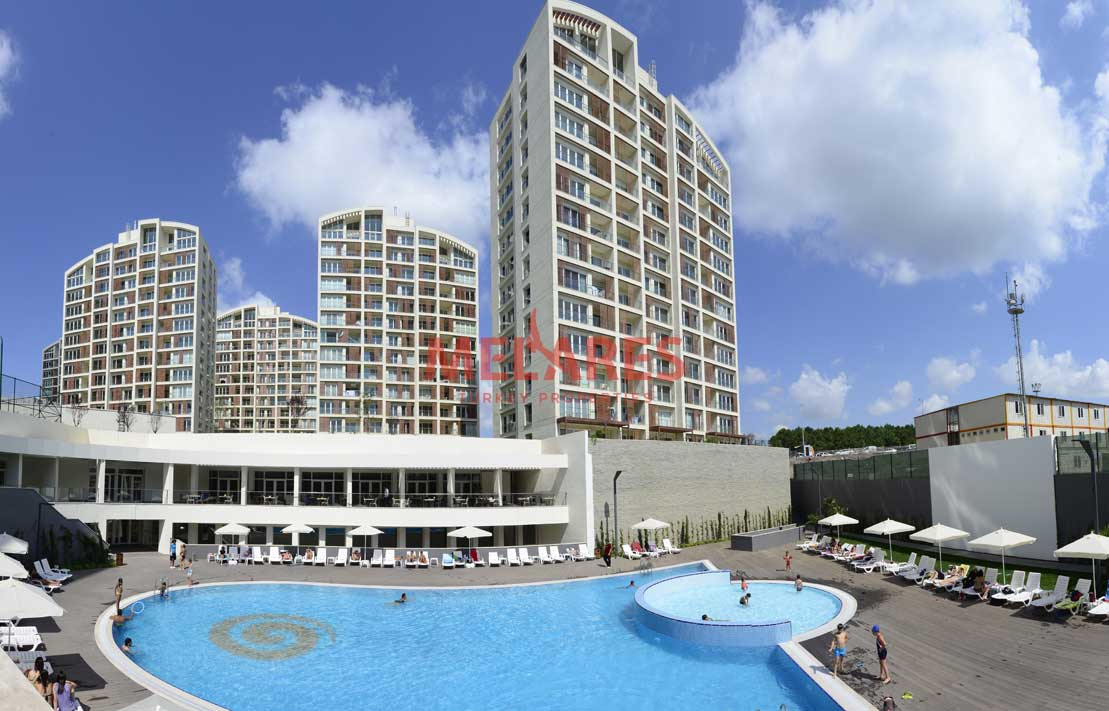 Apartments For Sale in Istanbul Exact Definition of Comfort