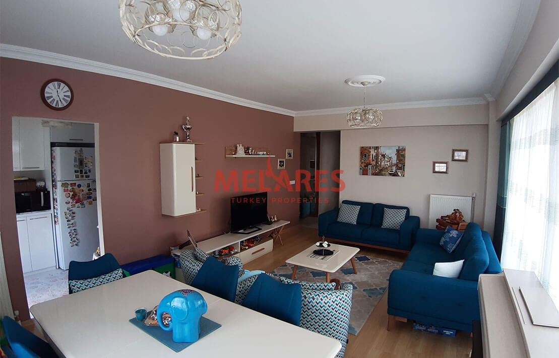 Magnificent Apartment for Sale in Istanbul with High Investment Value